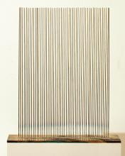 Val Bertoia (b. 1949) - 50 Rods on a Curve