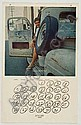 Joe Goode L.A. Artists in their Cars (calendar), Joe Goode, Click for value