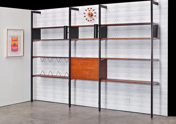 George Nelson Comprehensive Storage System &
