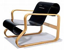 Alvar Aalto: Paimio chair