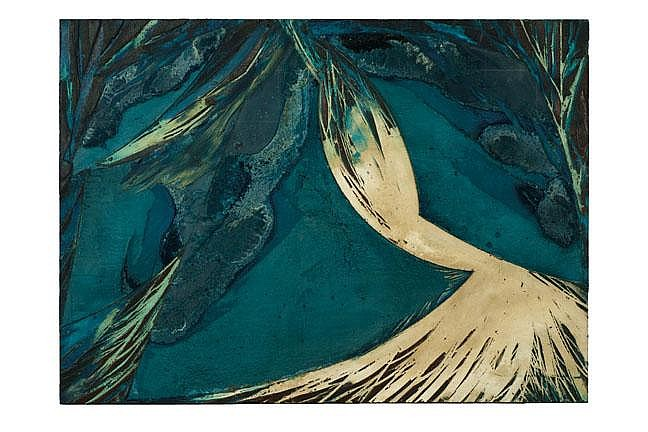 Laddie John Dill Untitled (Bird)