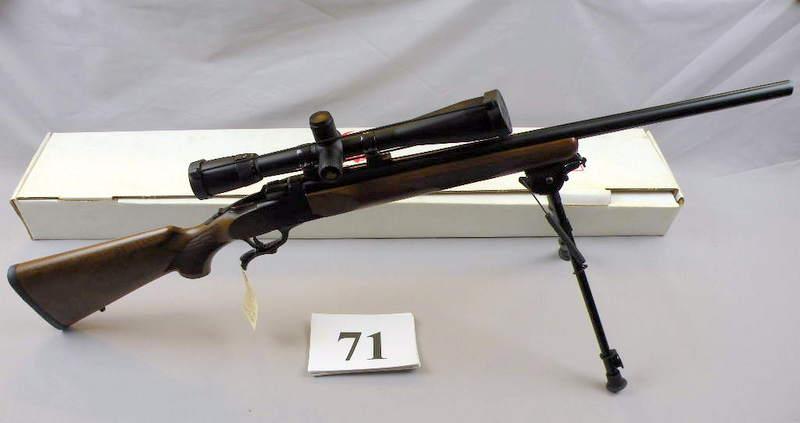 Ruger #1 22-250