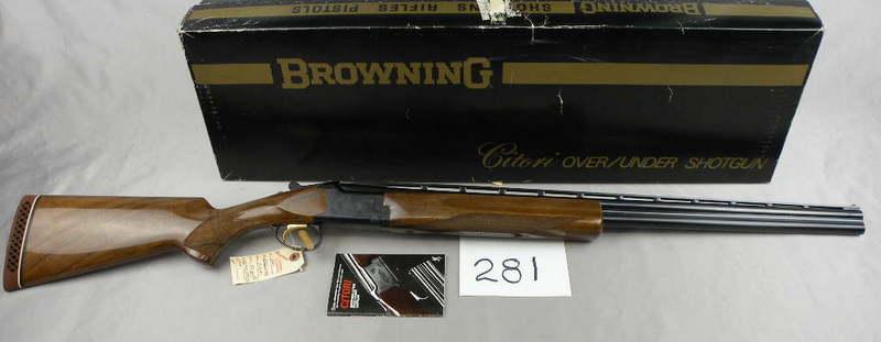 """Browning Citori 20 Gauge 2 3/4"""""""