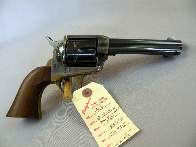 Mitchell Single Action Army 45 LC
