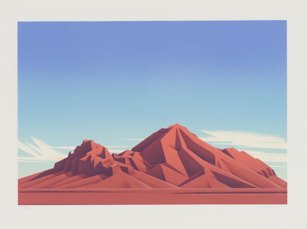 Ed Mell Camelback Mountain