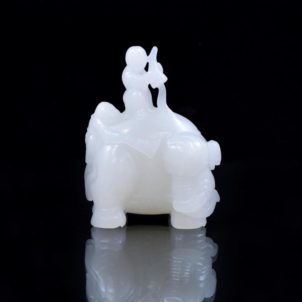 JADE BOY WASH ELEPHANT