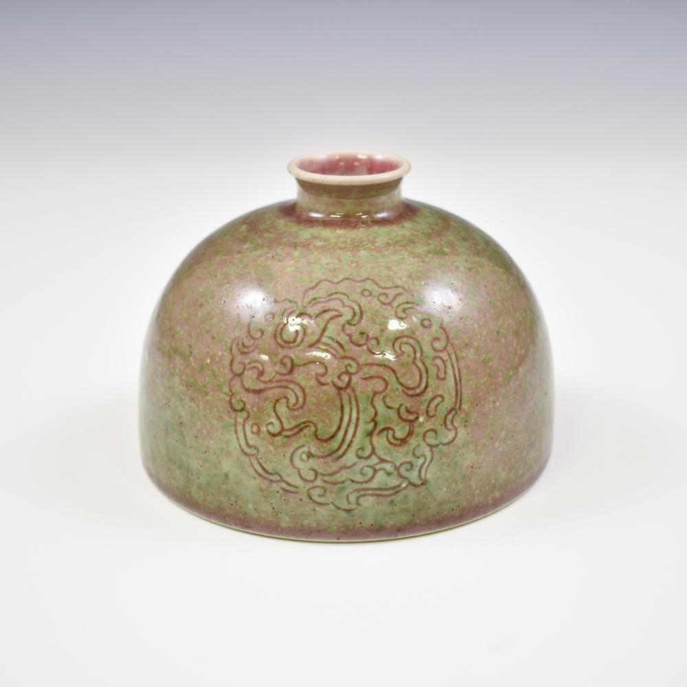 KANGXI ZUN PORCELAIN WATER POT