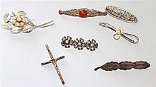 small lot silver jewelry
