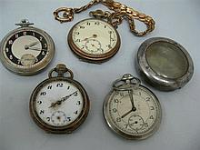 Lot Pocket Watches