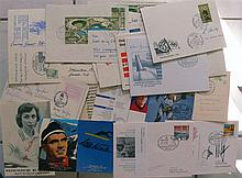 Germany 1936/2001, collection of 25 letters and cards