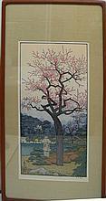 Toshi Yoshida 1911-1995,