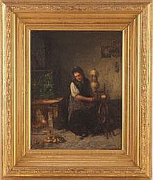 Ewers, Heinrich (1817 Wismar - 1885 Düsseldorf)