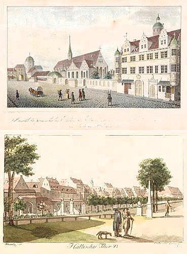 Schwarz, Carl Benjamin (Leipzig 1757 - 1813)