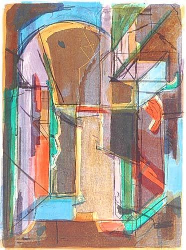 Leber, Wolfgang (geb. 1936 Berlin, tätig ebd.)