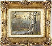 Mühlig, Bernhard (1829 Eibenstock - 1910 Dresden)