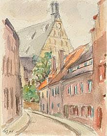 Zethmeyer, Hanns (1891 Neustadt a. d. Aisch - 1969
