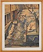 Nagel, Otto (Berlin 1894 - 1967) Aquarell/Papier., Otto Nagel, Click for value