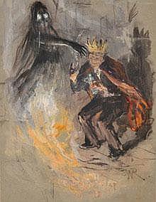 Rau, Woldemar (Dresden 1827 - 1889)
