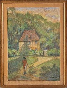 Delling, Otto (1884 Kohren - 1968 Berlin)