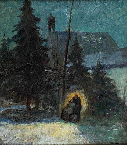 Degner, Artur attr. (1887 Gumbinnen - 1972 Berlin)