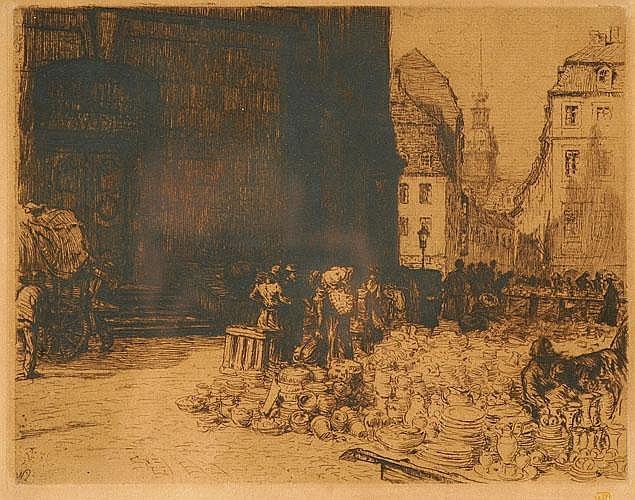 Zeising, Walter (1876 Leipzig - 1933 Dresden)