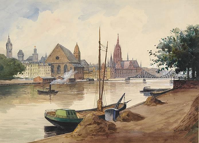 Liebig, Bernhard (geb. 1873 in Wernersdorf, war