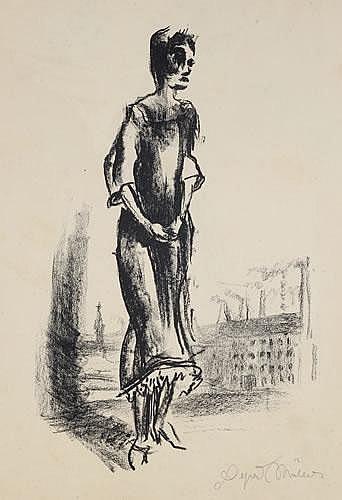 Müller, Alfred (geb. Paris 1882, letzte Erw. vor