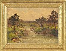 Heinen, Hans (1860 Krefeld - 1943) Öl/Lwd.