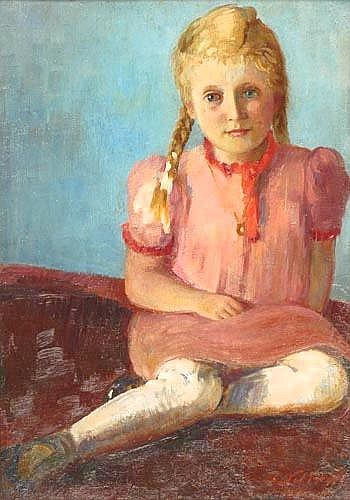 Lamberger, Vala (geb. Vollrath) (1877 Mainz - 1953