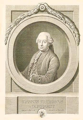 Bause, Johann Friedrich (1738 Halle/S. - 1814