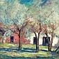 Nowak, Hans (1922 Halle - 1996 Reine) Öl/Lwd. Drei, Hans Nowak, Click for value
