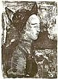 Jubilaeumsmappe 1982 12 Bl. Versch. Techniken, u. a. Kupferstich, Radierung, Lithographie. Jubilaeumsmappe I aus Anlass der 100. Ausst. in der, Baldwin  Zettl, Click for value