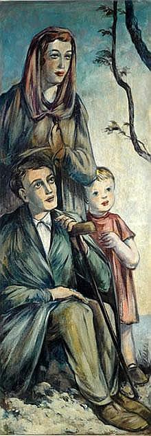 Bergander, Rudolf attr. (1909 Meißen - 1970