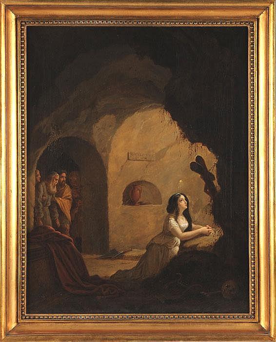 Tischbein, Carl Wilhelm Ludwig (1797 Dessau - 1855