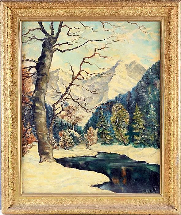 Eichhorn, Peter (1877 Bamberg - 1960 München)