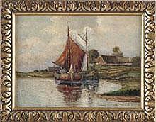 Hoven, Gottfried van (1868 Frankfurt/M. - 1921