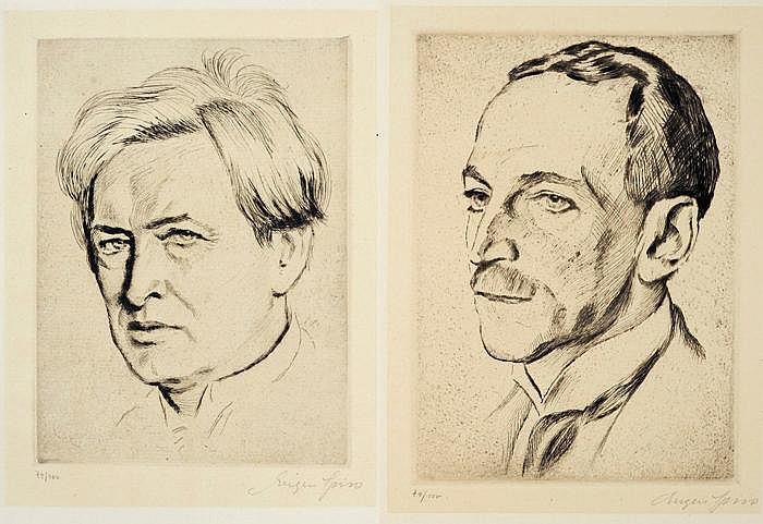 Spiro, Eugen (1874 Breslau - 1972 New York) 2