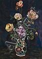 Sybil Craig (1901-1989) Still Life gouache on paper, Sybil Craig, Click for value