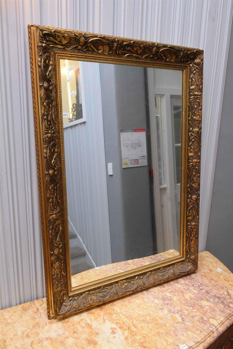 A large decorative mirror for Large accent mirrors