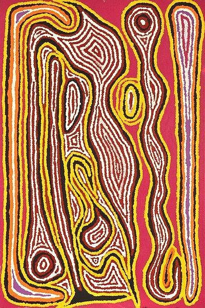 PAULINE SUNFLY NANGALA (BORN 1957)