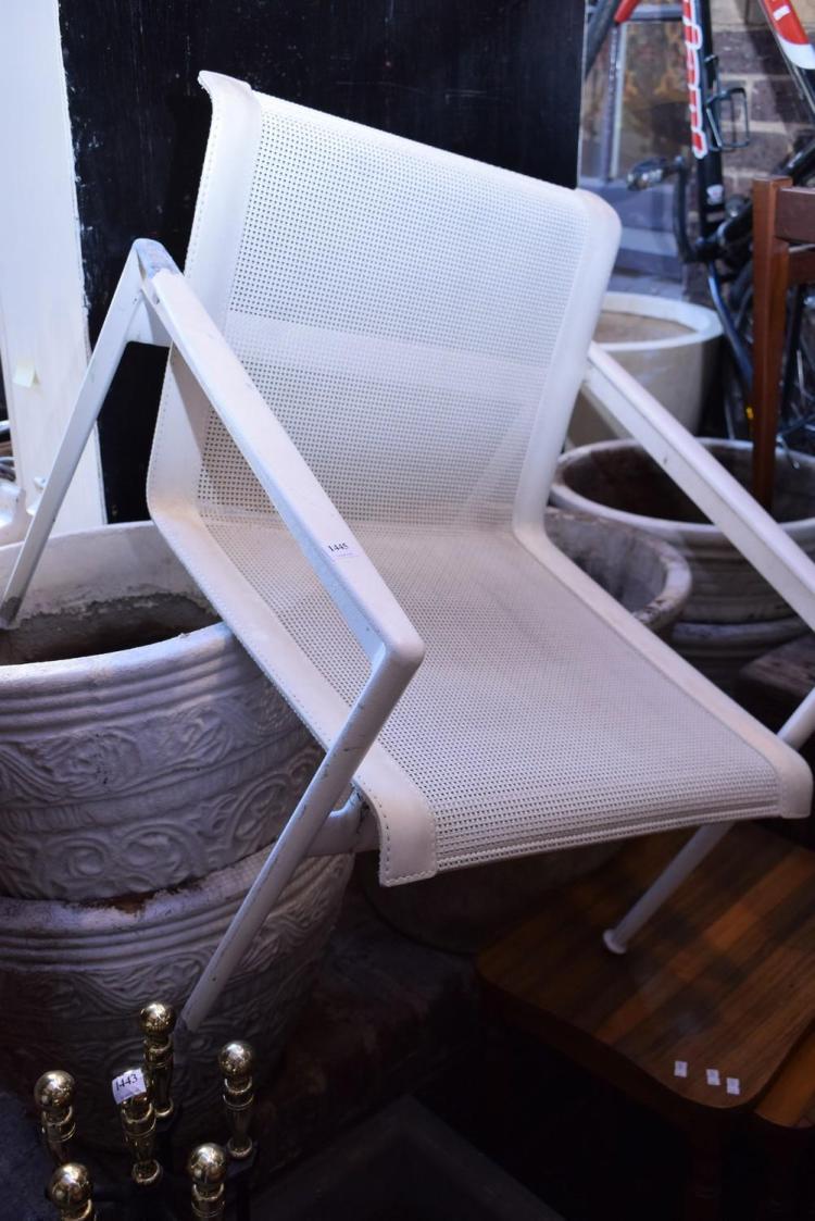 A B B Italia Lounge Chair Designed By Richard Schultz 1960