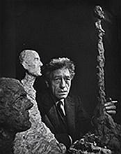 YOUSUF KARSH (ARMENIAN-CANADIAN, 1908-2002)