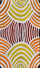 ADA BIRD PETYARRE (CIRCA 1930-2009) Untitled 1998 acrylic on linen