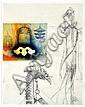 Jorg Schmeisser (born 1942) Untitled 1998 etching 36/80, Jörg Schmeisser, Click for value