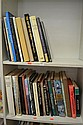 SHELF AND A HALF OF ASSORTED WORLD HISTORY REFERENCE INCL EGYPTIANS, ANCIENT ROME ETC