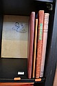 FIVE VOLUMES OF NORMAN LINDSAY ILLUSTRATED BOOKS INCL HYPERBOREA