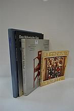 FOUR JUGENDSTIL REFERENCE BOOKS