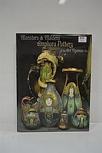 MONSTERS AND MAIDENS: AMPHORA POTTERY OF THE ART NOUVEAU ERA