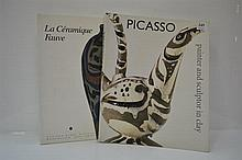 TWO BOOKS CONCERNING CERAMICS