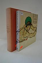 TWO BOOKS RELATING TO EGON SCHIELE